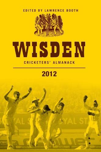 Wisden Cricketers' Almanack 2012: Lawrence Booth