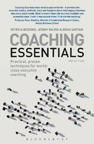 9781408157206: Coaching Essentials: Practical, Proven Techniques for World-class Executive Coaching
