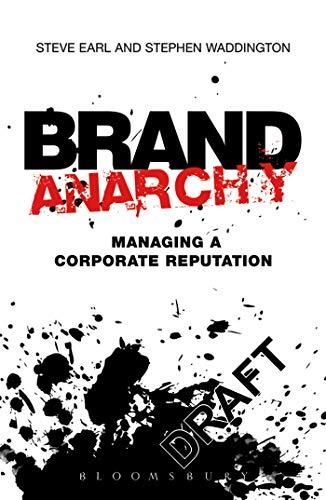 9781408157220: Brand Anarchy: Managing Corporate Reputation