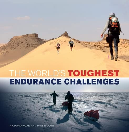 9781408158852: The World's Toughest Endurance Challenges