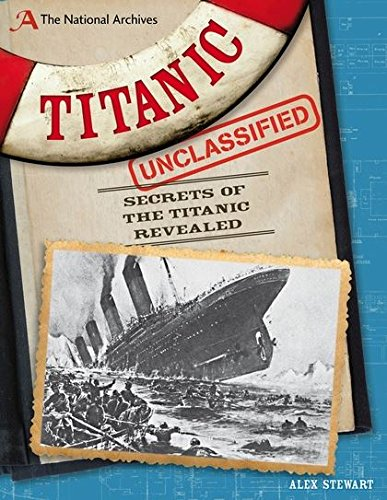 National Archives: Titanic Unclassified: Stewart, Alex