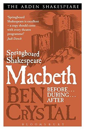 Springboard Shakespeare: Macbeth (1408164620) by Crystal, Ben