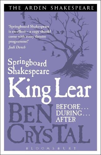 Springboard Shakespeare: King Lear (1408164671) by Crystal, Ben