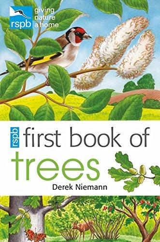 Rspb First Book of Trees: Derek Niemann