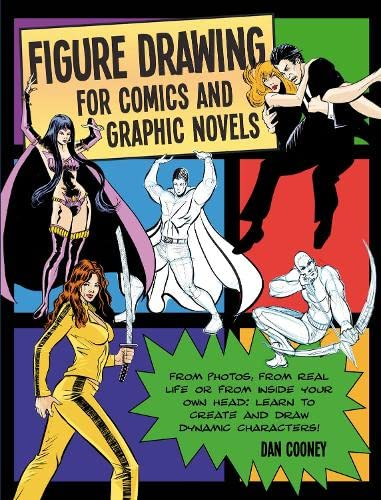 9781408170908: Figure Drawing for Comics and Graphic Novels