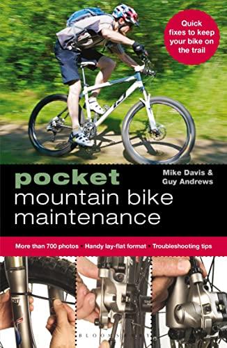9781408170946: Pocket Mountain Bike Maintenance