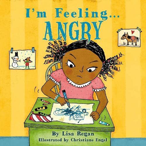 9781408171868: I'm Feeling Angry