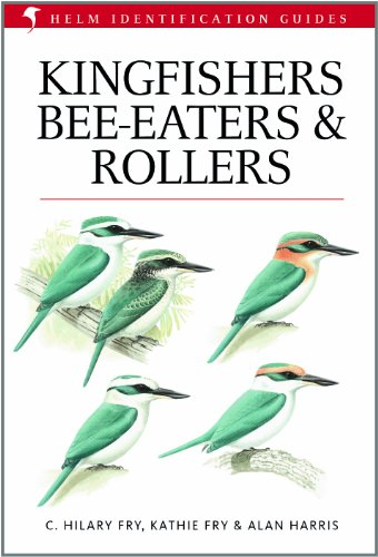 9781408172346: Kingfishers, Bee-eaters and Rollers (Helm Identification Guides)