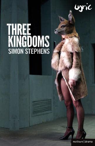 Three Kingdoms (Modern Plays): Stephens, Simon