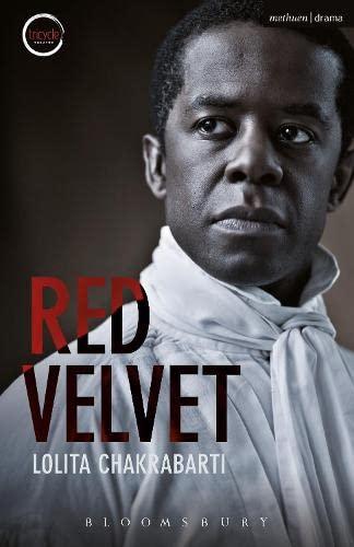 9781408173558: Red Velvet (Modern Plays)