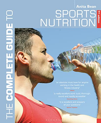 9781408174579: Complete Guide To Sports Nutrition (Complete Guides)