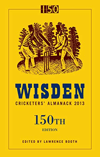 Wisden Cricketers' Almanack (Hardcover): Lawrence Booth