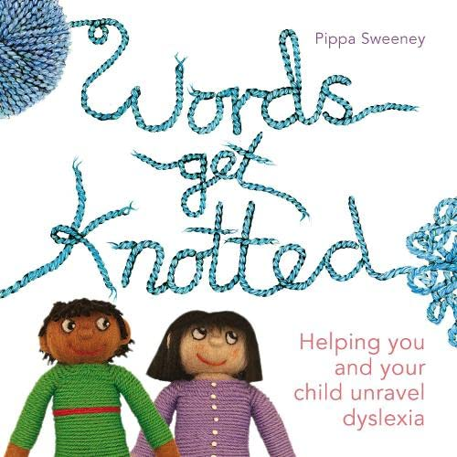 9781408175897: Words get Knotted