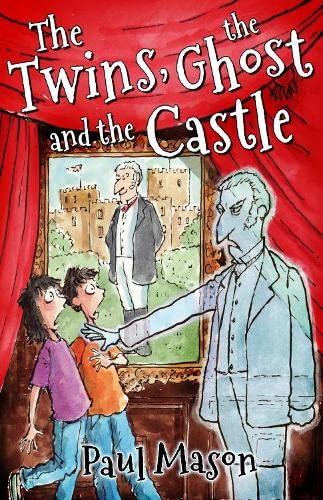 9781408176269: The Twins, the Ghost and the Castle (Black Cats)