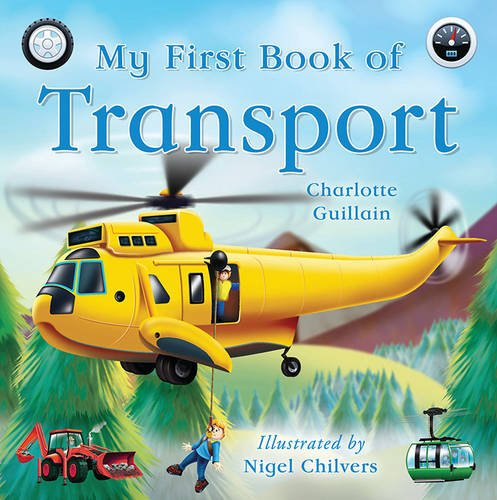 9781408178195: My First Book of Transport