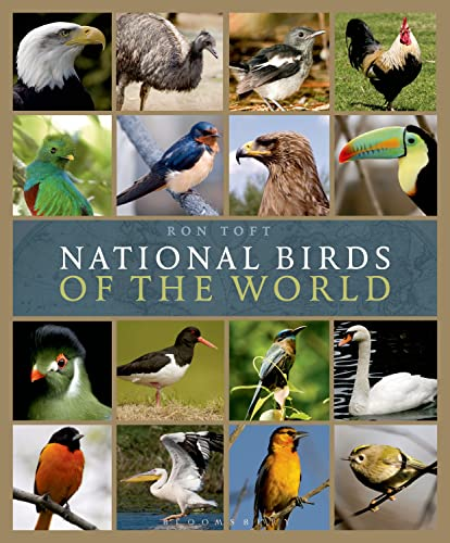9781408178355: National Birds of the World