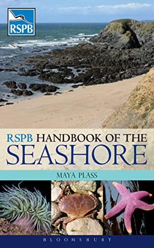 9781408178362: RSPB Handbook of the Seashore