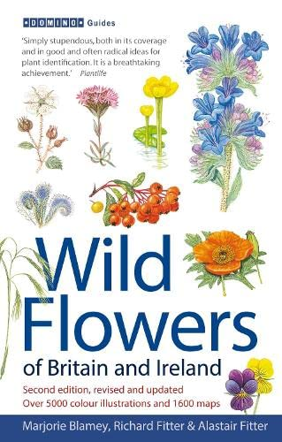 Wild Flowers of Britain and Ireland (1408179504) by BLAMEY MARJORIE