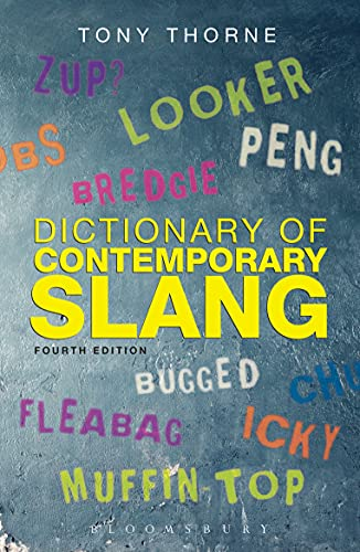 9781408181799: Dictionary of Contemporary Slang
