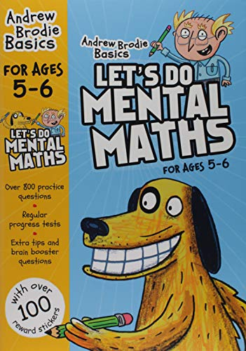 9781408183328: Let's Do Mental Maths for Ages 5-6