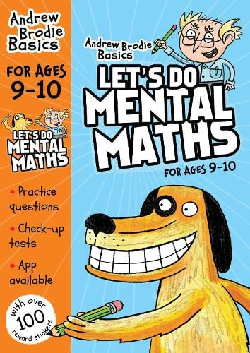 9781408183380: Let's do Mental Maths for ages 9-10