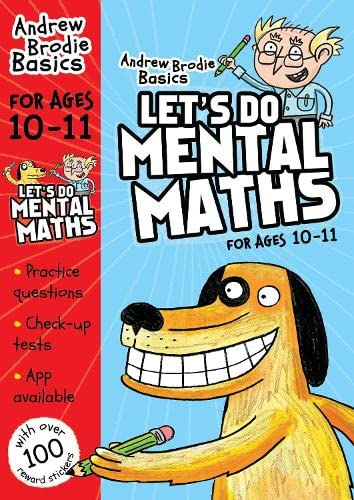 9781408183427: Let's Do Mental Maths for Ages 10-11