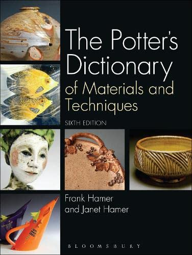 9781408184196: Potter's Dictionary of Materials and Techniques