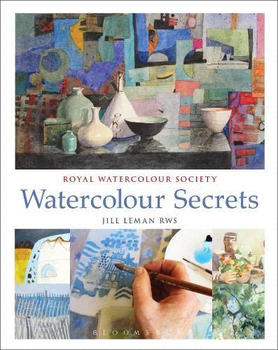 9781408184271: Watercolour Secrets (Royal Watercolour Society)