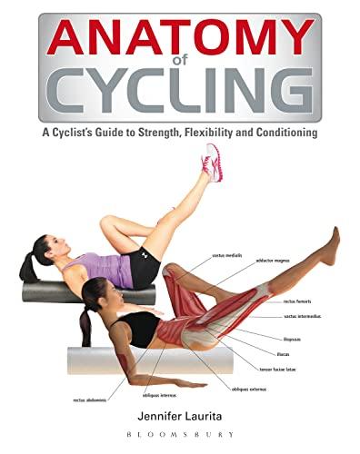 9781408187692: Anatomy of Cycling