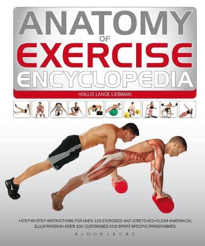 9781408187722: Anatomy of Exercise Encyclopedia