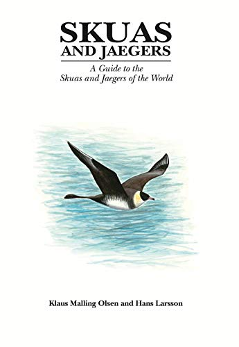 9781408189078: Skuas and Jaegers: A Guide to the Skuas and Jaegers of the World