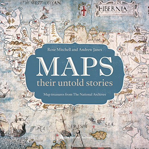 9781408189672: Maps: their untold stories