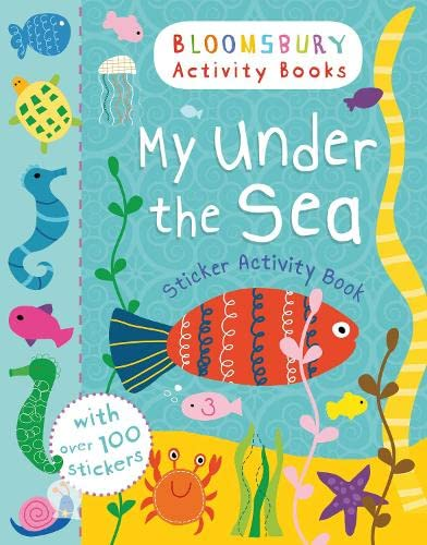 9781408190050: My Under the Sea Sticker Activity Book (Animals Sticker Activity Books)