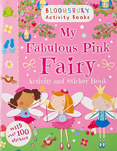 9781408190074: My Fabulous Pink Fairy Activity and Sticker Book (Chameleons)
