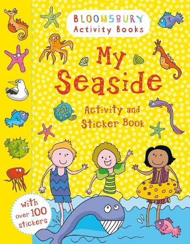 9781408190098: My Seaside Activity and Sticker Book (Holiday Activity and Sticker Books)
