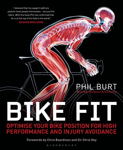 9781408190302: Bike Fit: Optimise your bike position for high performance and injury avoidance