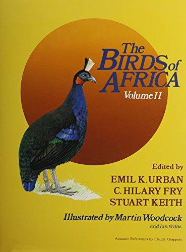 9781408190531: The Birds of Africa: Volume II