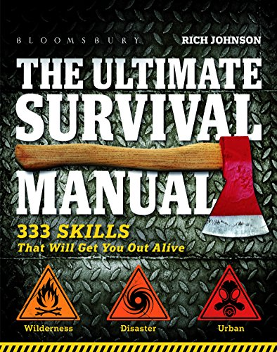 9781408192511: The Ultimate Survival Manual: 333 Skills That Will Get You Out Alive