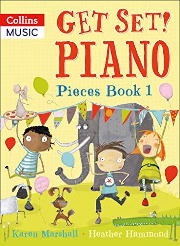 9781408192771: Get Set! Piano – Get Set! Piano Pieces Book 1