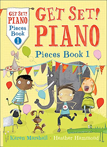 9781408192771: Get Set! Piano Pieces Book 1