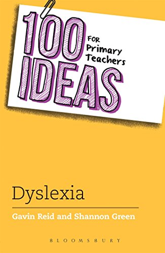 9781408193686: 100 Ideas for Primary Teachers: Supporting Children with Dyslexia (100 Ideas for Teachers)