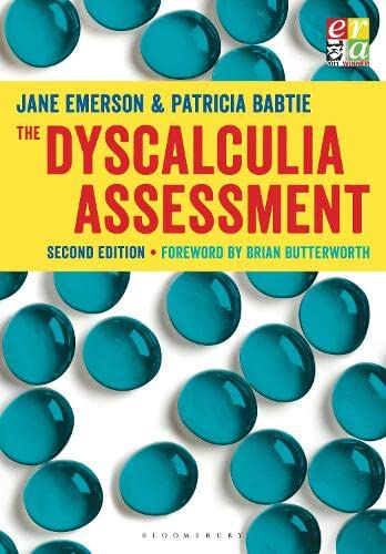 9781408193716: The Dyscalculia Assessment