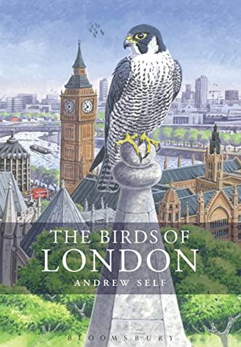 The Birds of London (Hardback): Andrew Self