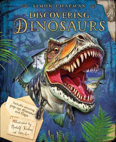 Discovering Dinosaurs: Simon Chapman, Ruldolf