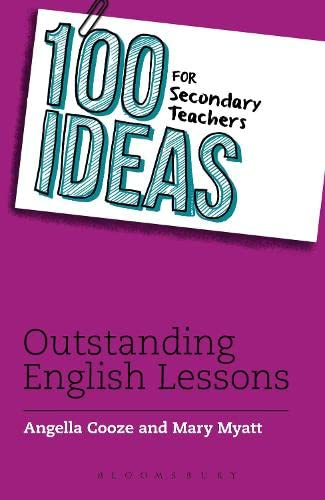 9781408194935: Outstanding English Lessons