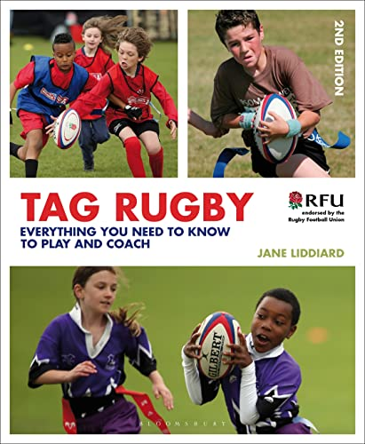 9781408195369: Tag Rugby: Everything You Need to Know to Play and Coach