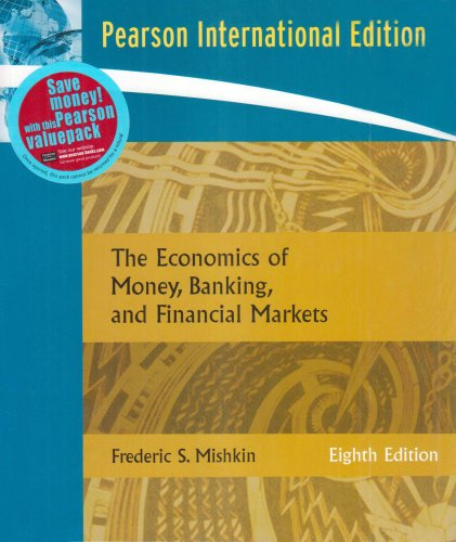 9781408200728: Economics of Money, Banking and Financial Markets
