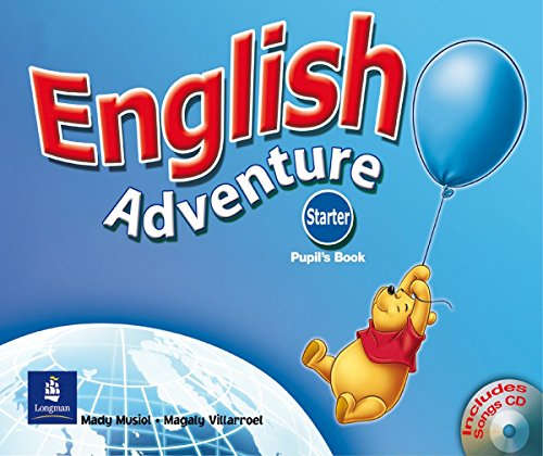 9781408202364: English Adventure (Spain) Starter Pupils Pack