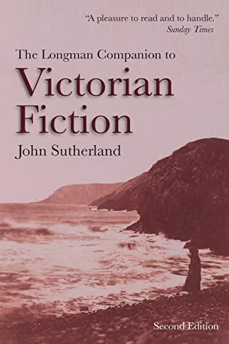 9781408203903: The Longman Companion to Victorian Fiction