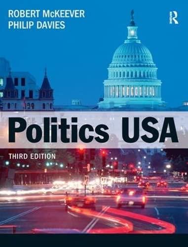 9781408204504: Politics USA